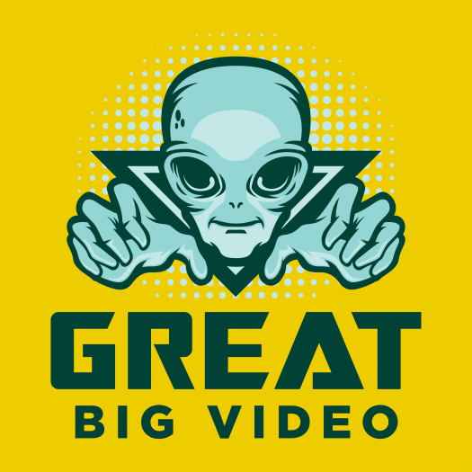 LOGO_Yellow_Bg_Great Big Video